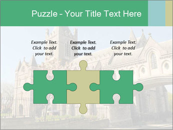 Historical Tower PowerPoint Template - Slide 42