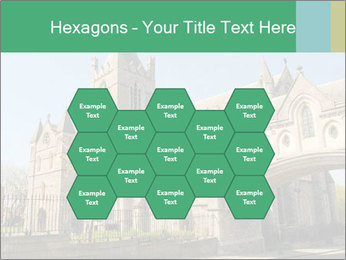 Historical Tower PowerPoint Template - Slide 44
