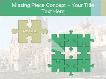 Historical Tower PowerPoint Template - Slide 45