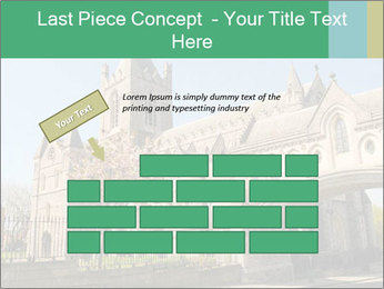 Historical Tower PowerPoint Template - Slide 46