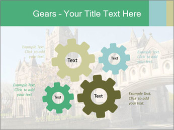 Historical Tower PowerPoint Template - Slide 47