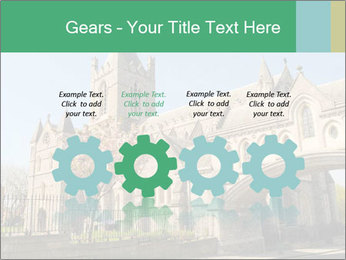 Historical Tower PowerPoint Template - Slide 48
