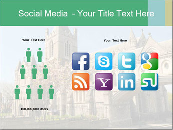 Historical Tower PowerPoint Template - Slide 5