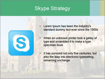 Historical Tower PowerPoint Template - Slide 8