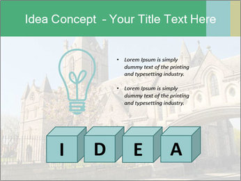 Historical Tower PowerPoint Template - Slide 80