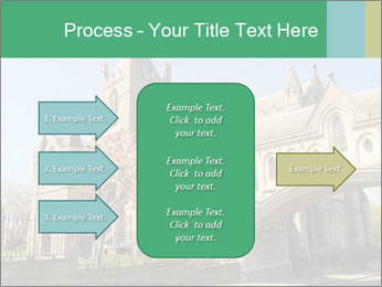 Historical Tower PowerPoint Template - Slide 85