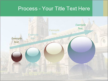 Historical Tower PowerPoint Template - Slide 87