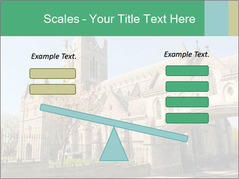 Historical Tower PowerPoint Template - Slide 89