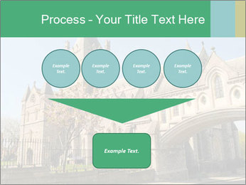 Historical Tower PowerPoint Template - Slide 93