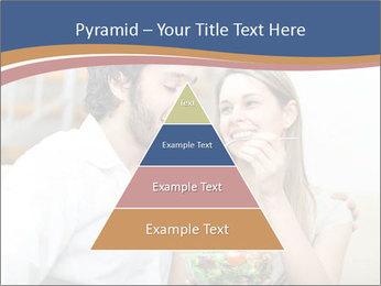 Woman Feeds Her Husband PowerPoint Templates - Slide 30