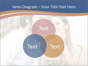 Woman Feeds Her Husband PowerPoint Templates - Slide 33