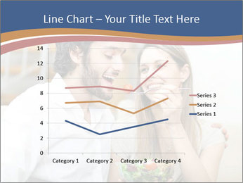 Woman Feeds Her Husband PowerPoint Templates - Slide 54