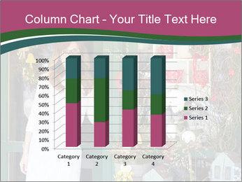 Woman Florist PowerPoint Template - Slide 50