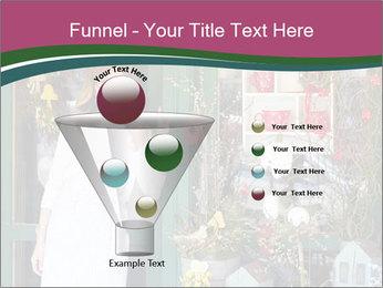 Woman Florist PowerPoint Template - Slide 63