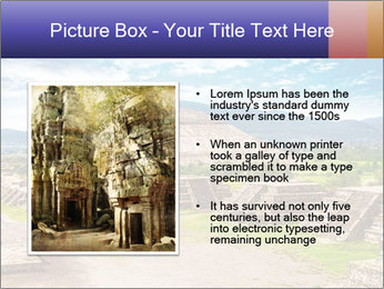 Mayan Pyramid PowerPoint Templates - Slide 13