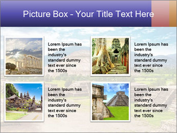 Mayan Pyramid PowerPoint Templates - Slide 14