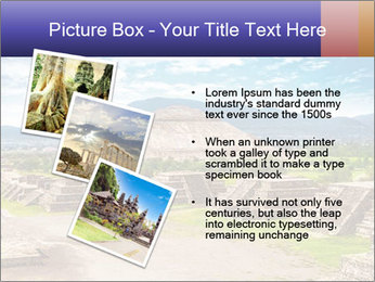 Mayan Pyramid PowerPoint Templates - Slide 17