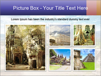 Mayan Pyramid PowerPoint Templates - Slide 19