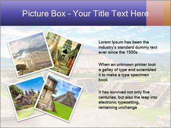 Mayan Pyramid PowerPoint Templates - Slide 23