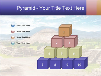 Mayan Pyramid PowerPoint Templates - Slide 31