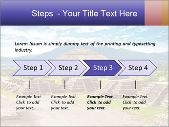 Mayan Pyramid PowerPoint Templates - Slide 4