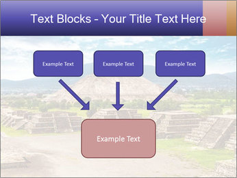 Mayan Pyramid PowerPoint Templates - Slide 70
