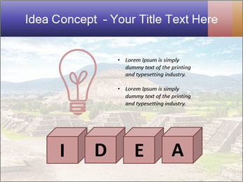 Mayan Pyramid PowerPoint Templates - Slide 80