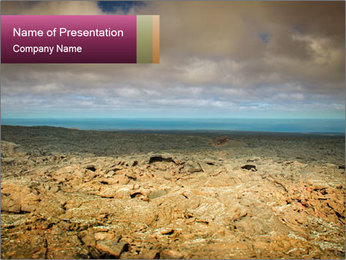 Nature Disaster PowerPoint Templates - Slide 1