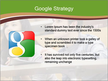 First Year Students PowerPoint Template - Slide 10