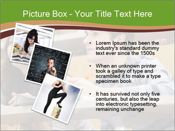 First Year Students PowerPoint Template - Slide 17