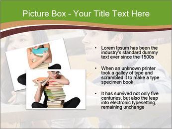 First Year Students PowerPoint Template - Slide 20