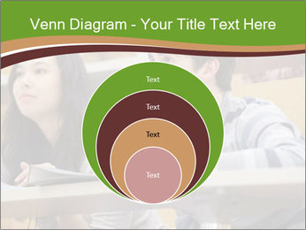 First Year Students PowerPoint Template - Slide 34