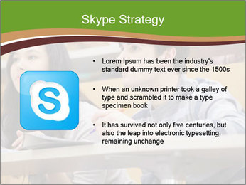 First Year Students PowerPoint Template - Slide 8