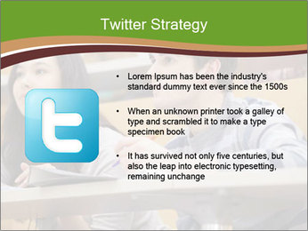 First Year Students PowerPoint Template - Slide 9