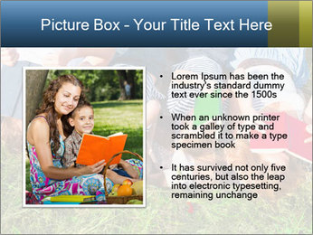Kids With Books PowerPoint Template - Slide 13