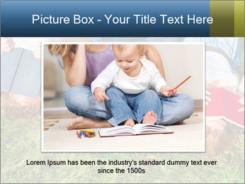 Kids With Books PowerPoint Template - Slide 16