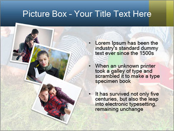 Kids With Books PowerPoint Template - Slide 17