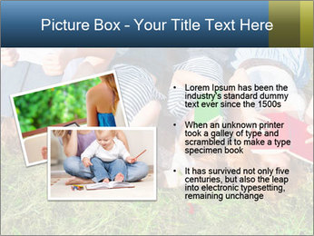 Kids With Books PowerPoint Template - Slide 20