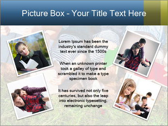 Kids With Books PowerPoint Template - Slide 24