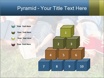 Kids With Books PowerPoint Template - Slide 31