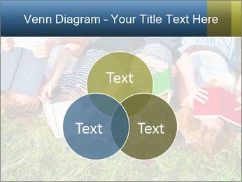 Kids With Books PowerPoint Template - Slide 33