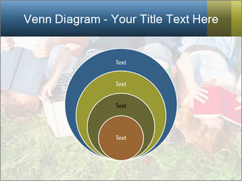 Kids With Books PowerPoint Template - Slide 34