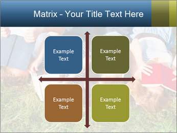 Kids With Books PowerPoint Template - Slide 37