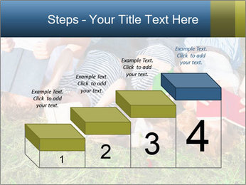 Kids With Books PowerPoint Template - Slide 64