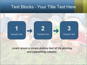 Kids With Books PowerPoint Template - Slide 71