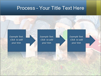 Kids With Books PowerPoint Template - Slide 88