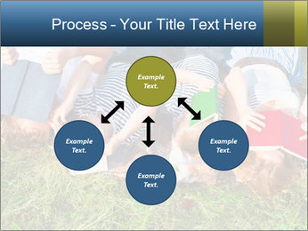 Kids With Books PowerPoint Template - Slide 91