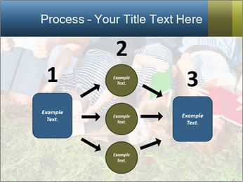 Kids With Books PowerPoint Template - Slide 92