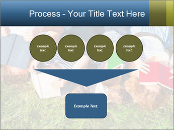 Kids With Books PowerPoint Template - Slide 93