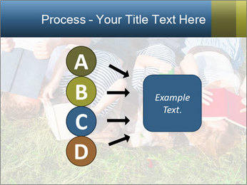 Kids With Books PowerPoint Template - Slide 94
